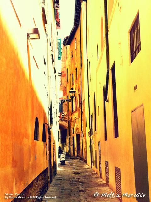 Vicolo di Firenze